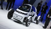 Volkswagen NILS Concept, drôle d'engin