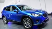 Mazda CX-5 : fière allure