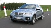 BMW X6 ActiveHybrid : déjà la fin de la production ?