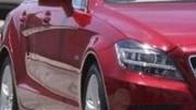 La Mercedes CLC présentée en avril 2012 à New York ?