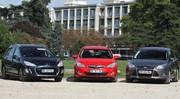 Essai Ford Focus SW - Opel Astra Sport Tourer - Peugeot 308 SW : bons à tout faire