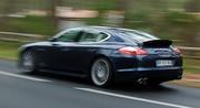 Essai Porsche Panamera S Hybrid : En toute discrétion