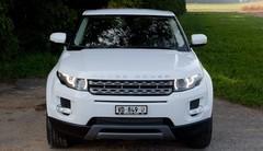 Essai Range Rover Evoque Pure SD4 190 ch