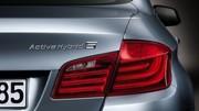 BMW ActiveHybrid 5 : Belle intention