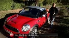 Emission Turbo : Mini Coupé, BMW Série 1, Mercedes SLS AMG Roadster