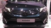 Toyota Avensis restylée à Francfort