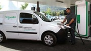 Une plateforme d'essai à Grenoble pour la recharge ultra rapide