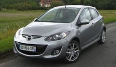 Essai Mazda 2 restylée 1.3 MZR 84 ch, 1.5 MZR 102 ch BVA