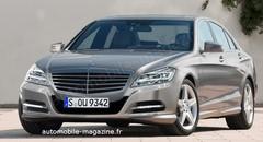 Mercedes Classe S 2013 : Une longueur d'avance
