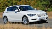 Essai BMW Série 1 118i 170 ch (2012) : Propulsion de précision