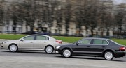 Essai Renault Latitude dCi 150 vs Skoda Superb 2.0 TDI 140 : La Latitude bute contre la Superb