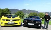 Emission Turbo : Chevrolet Camaro, Tesla S, Kia Rio, Volkswagen Polo, Nissan Academy