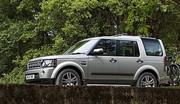 Essai Land Rover Discovery 4 SDV6