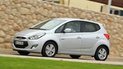 Hyundai iX20 1.6 CRDi 115 : Performances au prix fort