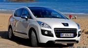 Peugeot 3008 HYbrid4 : Le premier hybride diesel au monde !