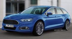 Future Ford Mondeo SW : Break sous influences