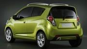 Chevrolet Spark : en version électrique en 2013