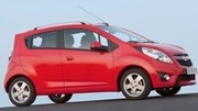 Chevrolet commercialisera la Spark électrique en 2013
