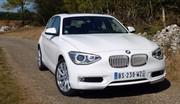 Essai BMW Série 1 : Génération plus