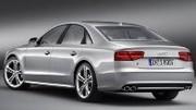 Audi S8, le V8 à la loupe