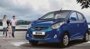 Hyundai Eon : à la conquête de l'Inde