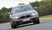 Essai nouvelle BMW 118d
