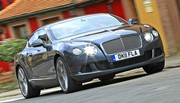 Essai Bentley Continental GT : L'indéfectible