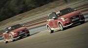 Audi Endurance Experience de l'intérieur
