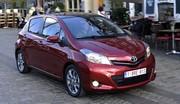 Essai Toyota Yaris 1.4 D-4D : Braquet supérieur