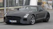Mercedes SLS AMG Black Series : Ogive nucléaire