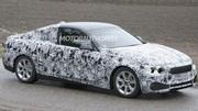 La future BMW Série 3 Coupé en test