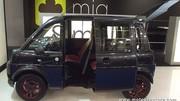 Mia électrique, la petite française électrique fabriquée à Cerizay est disponible