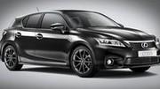 Lexus officialise sa CT 200h F-Sport