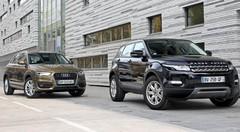 Essai : L'Audi Q3 affronte le Land Rover Evoque, destins croisés