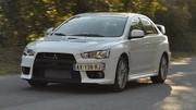 Mitsubishi Lancer EVO XI : le moteur hybride Diesel/électrique confirmé