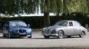 Essai Jaguar MKII vs XFR : Un demi-siècle de félins rageurs