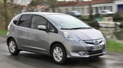 La Honda Jazz Hybrid cartonne en France