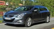 Essai Hyundai i40 SW 1.7 CRDi 136 : Proposition alléchante