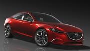 Mazda Takeri : Évocation proche