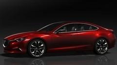 Mazda Takeri la future mazda 6 sous forme de concept
