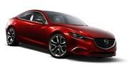 Concept Takeri, une Mazda 6 affutée pour l'Europe