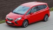 Essai Opel Zafira Tourer 2.0 CDTi 165 ch : Le choix de raison