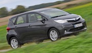 Essai Subaru Trezia 1.4D 90 ch : un air de déjà-vu