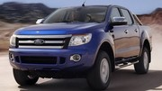 Euro NCAP : les crash-tests du Ford Ranger en vidéo !