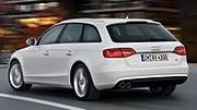 L'Audi A4 rafraichie adopte un excellent moteur essence