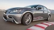 Lexus GS F Sport, la première hybride quatre roues directrices