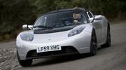 Tesla : un nouveau Roadster prévu