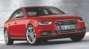 Audi A4 restylée 2012 la réplique d'ingolstadt