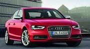 Audi A4 et S4 restylée : L'air de famille