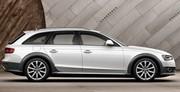 L'Audi A4 restylée pare à l'abordage